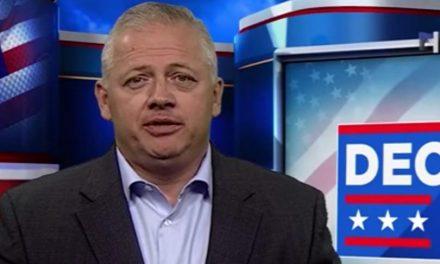 Republican congressman says he was 'happy' to officiate gay 'wedding'