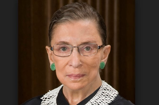 Even Justice Ginsburg Opposes Democrats' Plans to Pack the Supreme Court