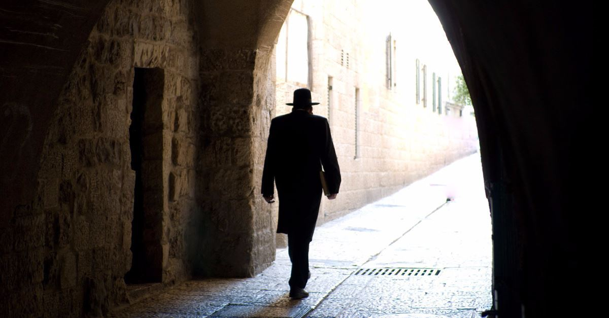 Rabbi Spat on outside of Synagogue Warns that Anti-Semitism Is on the Rise in Germany