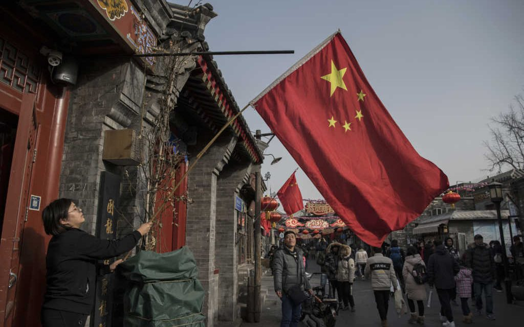 Chinese Town Officials to Monitor and Track Number of Christians