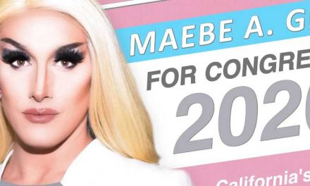 'Genderfluid' California Drag Queen Running for US Congress