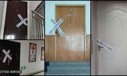 Christian Persecution 10 Sola Fide Chinese House Church Meeting Venues Shut Down