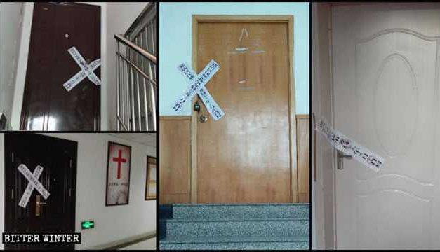 Christian Persecution 10 Sola Fide Chinese House Church Meeting Venues Shut Down