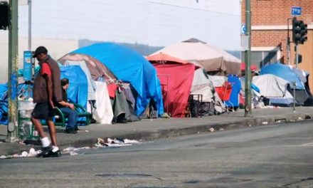 """There is Hope Among the Los Angeles Homeless Crisis """"Rat Infested"""""""