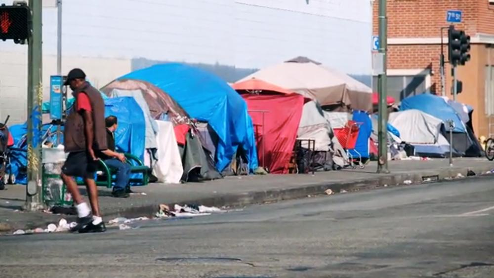 "There is Hope Among the Los Angeles Homeless Crisis ""Rat Infested"""