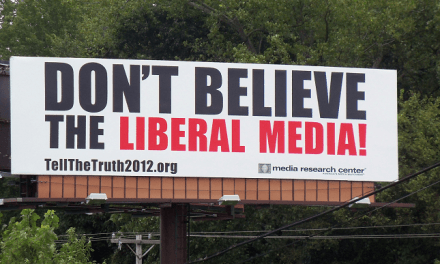 Poll Shows Most Americans Agree Liberal Media is Liberal, Needs More Scrutiny