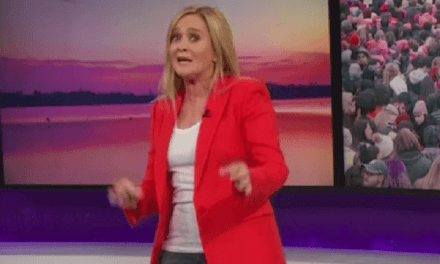 """Comedian"" Samantha Bee: Pro-Lifers are a Bunch of ""Sh—- Men"" Who ""Don't Know Where a Vagina Is"""