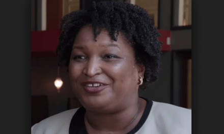 "Abortion Activist Stacey Abrams Would be ""Honored"" to Run for Vice-President"