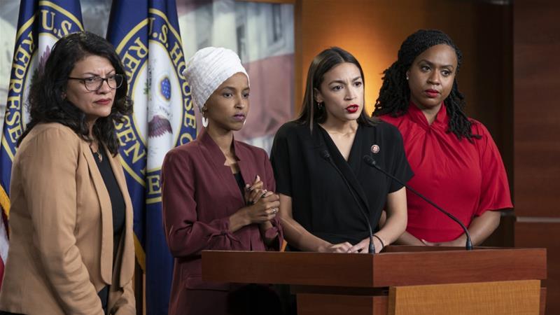 Far-Left Democrats Ocasio-Cortez, Omar, Tlaib Are Normalizing Anti-Semitism In Democratic Party
