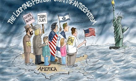 How to combat the looming perfect storm for antisemitism in America