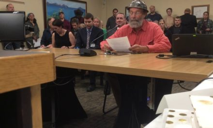 Pastor Mock's God During 'Invocation' at Alaska Assembly Meeting