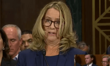 Book Confirms Abortion Motivated Christine Ford's False Attacks on Brett Kavanaugh