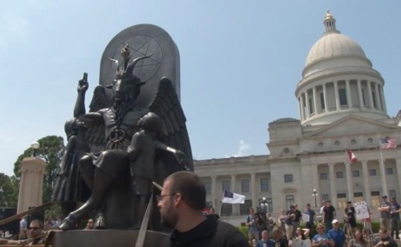 Satanic Temple head: 'More than 50% of our membership is LGBTQ'