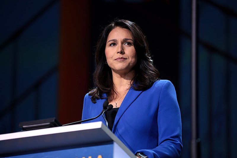 "Tulsi Gabbard Would Allow Abortions Up to Birth: ""A Woman Should Have the Right"""
