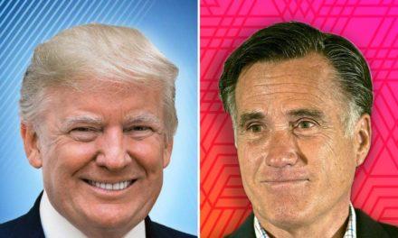 Can Mitt Romney Beat Donald Trump?