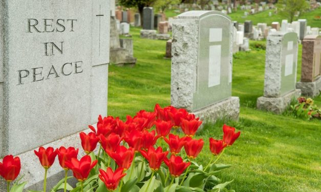 """Does """"Rest in Peace"""" (RIP) Have a Christian Origin?"""