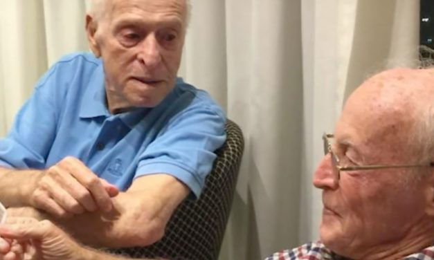 Two Holocaust Survivors Reunited after 75 Years: A Commitment that Changes Everything