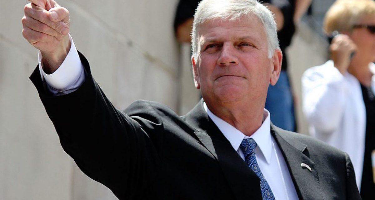 Franklin Graham Worries That Impeachment Could Begin to Break America Apart
