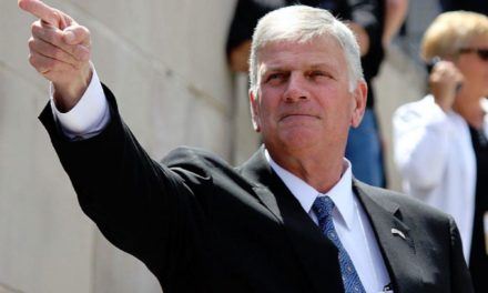 Franklin Graham Worries That Impeachment Could Begin to Break America Apart