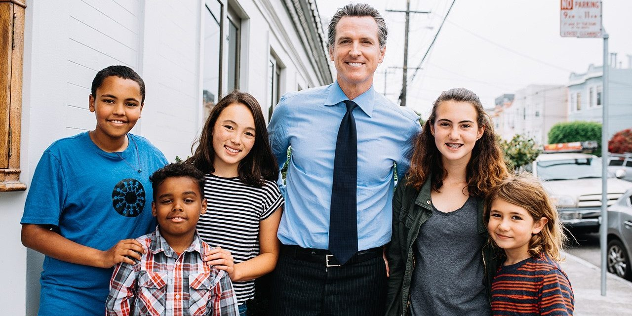 Governor Newsom signs a bill giving foster kids rights to secret abortions, rape care, phone calls, texts