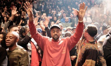 Kanye West Releases Album 'Jesus Is King' Packed With Bible Verses and Praises to God