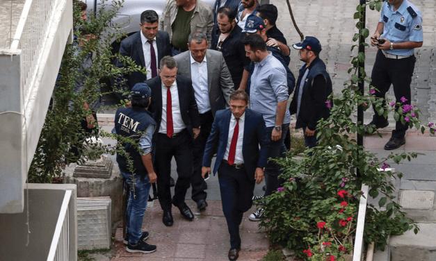 No Christians in Turkey
