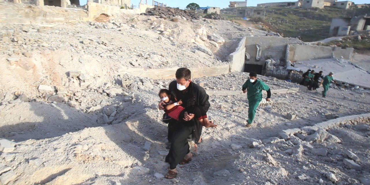 Despicable Russian Military Bombs Four Syrian Hospitals in One 12 Hour Period