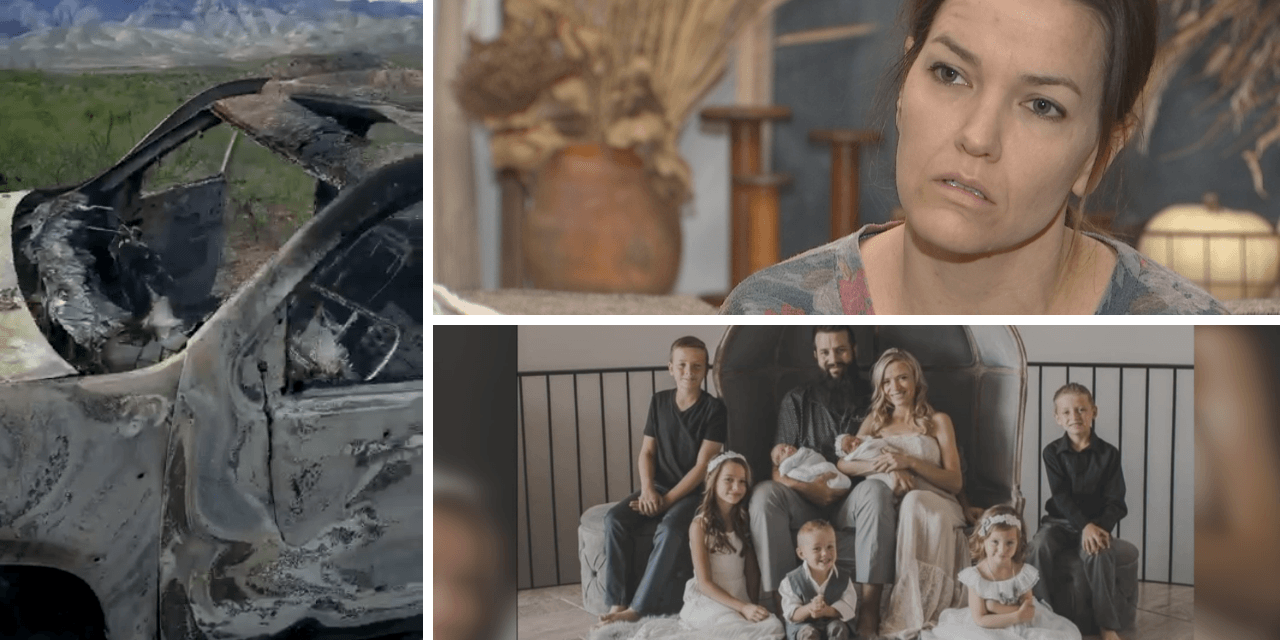 Nine U.S. Family Members Women and Children Brutally Murdered by Evil  Mexican Cartel Members Near Mexico Border