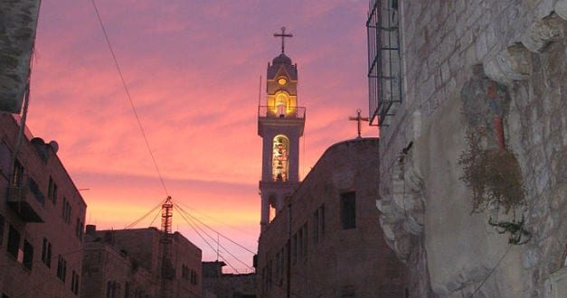 Vatican Gives Christmas Present to Palestinian Authority in Bethlehem: A Piece of the Manger