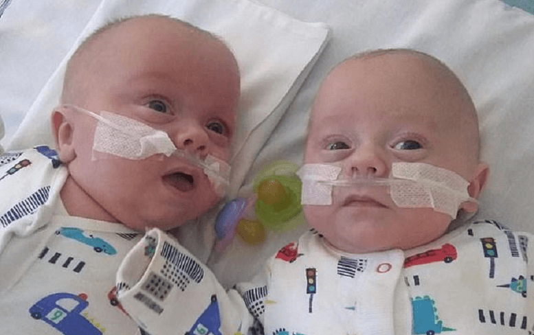 Twins Born at 23 Weeks Were Given Just 1% Chance to Survive, But They Defied the Odds