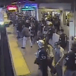 'God Put Me There': California Transit Worker Rescues Man from Oncoming Train