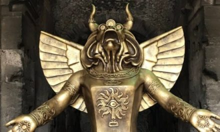 Catholic Church Approves Placing Demonic Pagan Idol 'Moloch' at Entrance of Colosseum in Rome