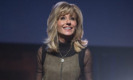 Heretic! Beth Moore Urges Faith Leaders to Repent for a Myriad of Sins Including Nationalism, Abuse of Power