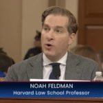 Dem Witness Noah Feldman Penned Fawning Defense of Islamic Shariah Law
