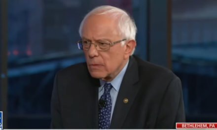 "Bernie Sanders Falsely Claims ""Abortion is a Constitutional Right"""