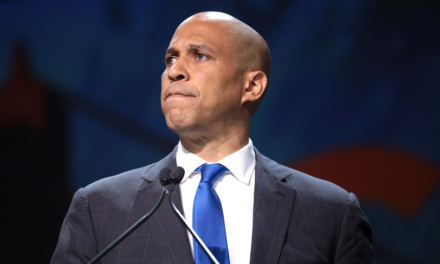 """Cory Booker Supports Killing Babies in Abortions Because """"Women are People"""""""