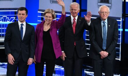 Every Democrat Running for President Just Confirmed They Support Abortions Up to Birth