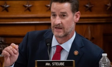'Delusional Democrats' GOP Rep. Greg Steube: Not One Democrat Voted to Protect Women's Sports